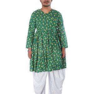 Rajasthani Folk dance fancy dress costume
