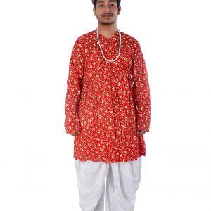 rajasthani dance fancy dress costume