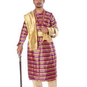 King fancy dress costume